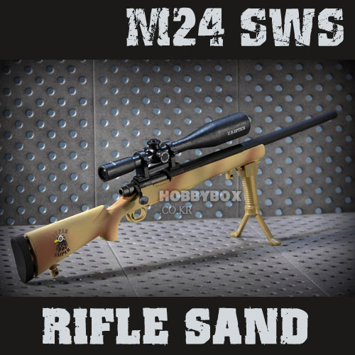 (입고) M24 SWS Rifle / Sand