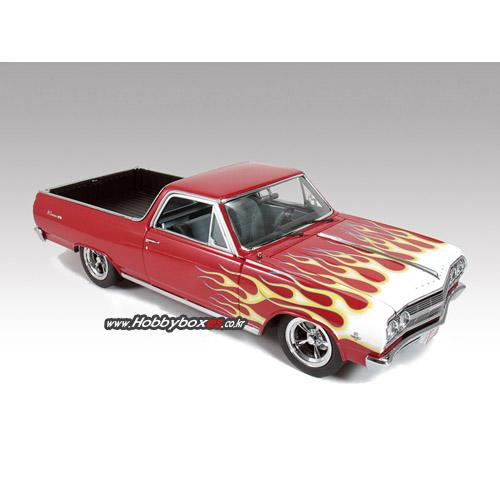 1965 Chevy El Camino from CAR CRAFT MAGAZINE