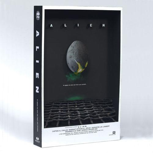(재입고) Alien - 3D Movie Poster