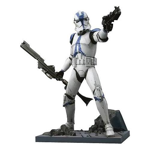 (입고) Star Wars Clone Trooper #2 (501st) model kit