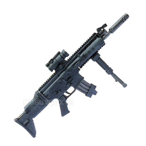 (입고) SCAR Assault Rifle Full set- black