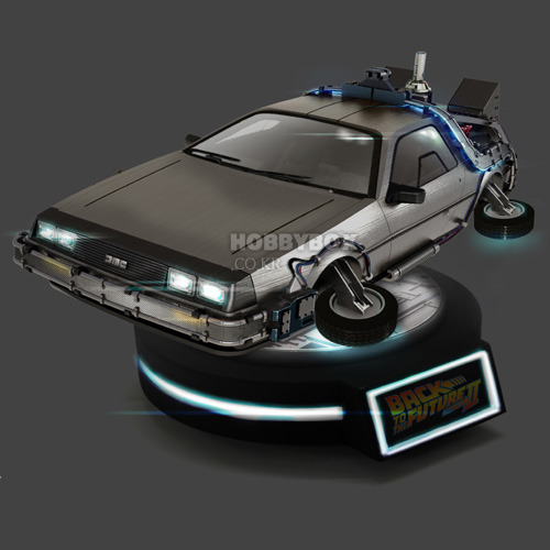 (재입고) 자기부양 드로이안(Magnetic Floating Delorean Time Machine) / 백투더퓨쳐 2(Back To The Future Part 2)