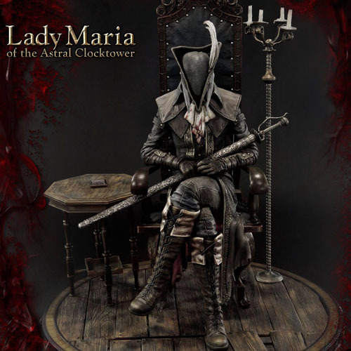 (예약마감) 레이디 마리아(Lady Maria of the Astral Clocktower) / 블러드본(Bloodborne : The Old Hunters)
