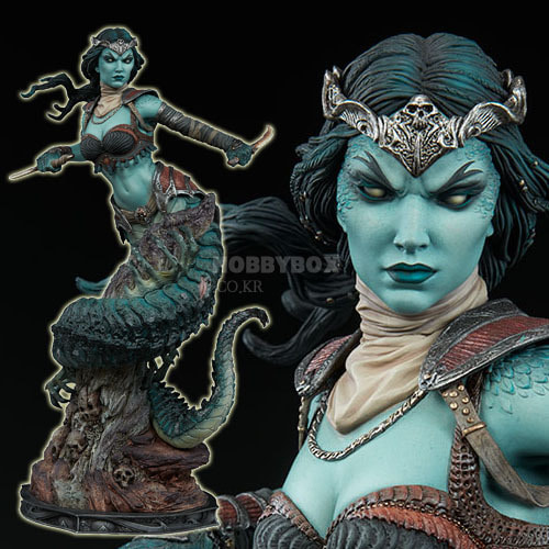 (예약) Gallevarbe : Eyes of the Queen Premium Format Figure / 죽음의 법정 / 300655