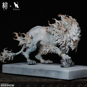 (예약) Rugged Lion (Light) Statue / 905275