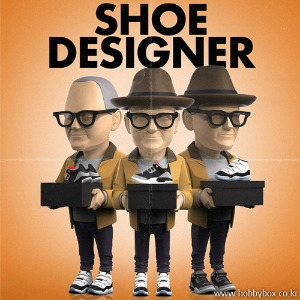 (예약) Shoe Designer / Mighty Jaxx Original / 905506