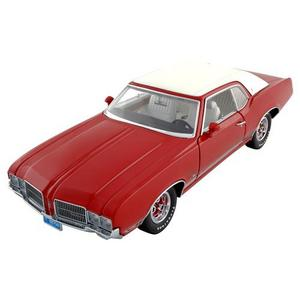 Cutlass Supreme SX - red