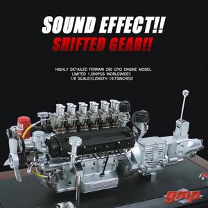 Ferrari 250 GTO Engine w/sound