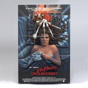 Nightmare on Elm Street - 3D Movie Poster