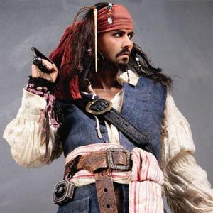 (예약마감) Captain Jack Sparrow (Pirates of the Caribbean)