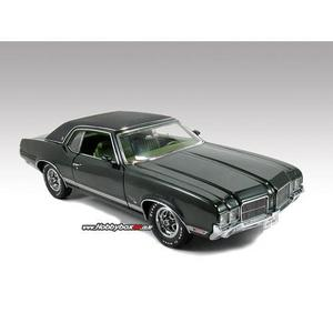 (파손) 1971 Oldsmobile Cutlass Supreme SX - green
