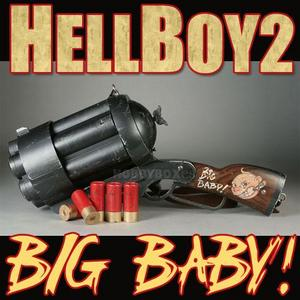 Hellboy2  1:1 Big Baby replica