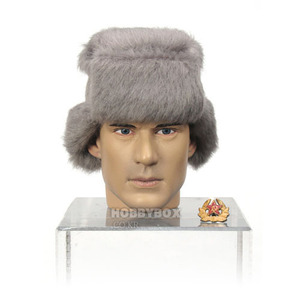 (입고) Wool hat - Grey