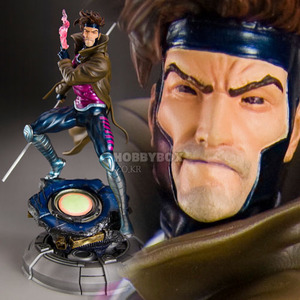 (예약마감) 엑스맨(X-men) - Danger Room Session : Gambit Fine Art Statue