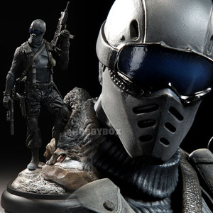 (예약마감) Snake Eyes and Timber Statue / 지아이조(G. I. Joe)