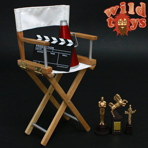 (입고) Director Chair & Accessories Set (2 colors)