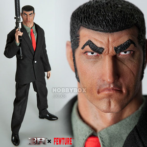 (입고) 듀크 토고(Mr. Duke Togo) - The Professional Assassin For Hire/ 고르고13(Golgo 13)