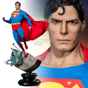 (예약마감) 슈퍼맨(Superman) Premium Format Figure - 크리스토퍼 리브 버전(Christopher Reeve ver.) / DC comics