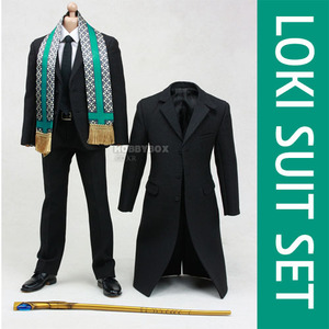(발매취소) 로키 슈트 (Loki Windbreaker Suit) / Style Series