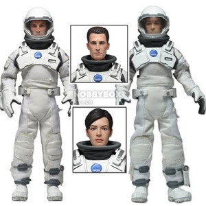 "(예약마감) 인터스텔라(Interstellar) 한정판(Limited Edition) Clothed 8"" Figure - 2pack(Plush & Dolls)"