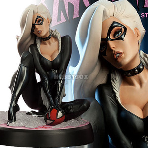 (입고) 블랙캣(Black Cat) - J. Scott Campbell collection / 스파이더맨(Spdier-Man)