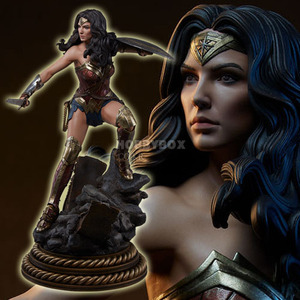 원더우먼(Wonder Woman) Premium Format Figure / 배트맨 대 슈퍼맨 : 저스티스의 시작(Batman v Superman : Dawn of Justice)