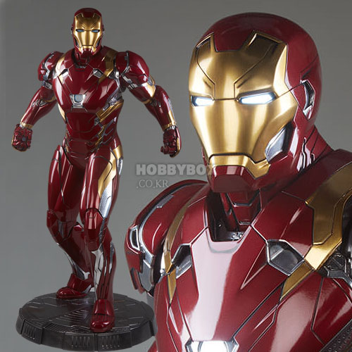 마크 46(Mark 46 XLVI) - Legendary Scale Figure / 캡틴 아메리카 시빌워(Captain America : Civil War)