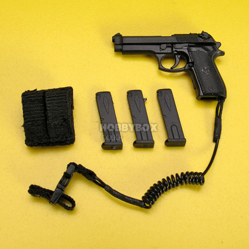 (재입고) 권총 세트(Pistol set) - US Navy VBSS